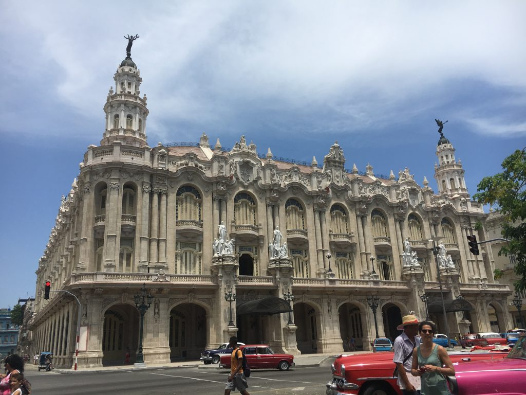 Gran Teatro de La Habana (Grand Theater of Havana)